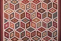 Quilts - Hexagons