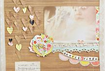 scrapbooking and papercraft / by Carla Kirste
