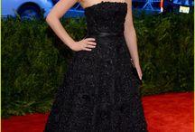 Celebrity Fashion - Red Carpet Looks