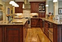 Kitchen ideas / by Paige Garrett