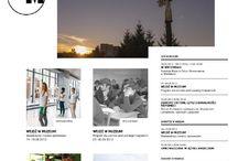Web design / Fav website's design. I like simple, fresh, likeable, well to navigate.