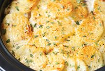 Patate dauphinoise