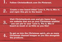 Love it. Pin it. Win it. / Pin away for a chance to win a $300 Gift Card. / by Christianbook.com