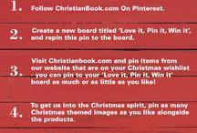 Love it. Pin it. Win it