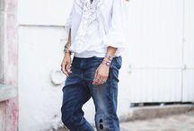 Fashion-Boyish street style
