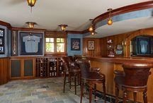 Wine Cellars & Home Bars