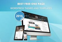 One Page WP Theme- WPAll Club