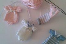 lavori a maglia.....con. ferri