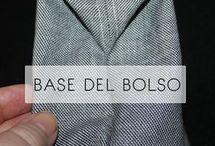 coser bolsos base