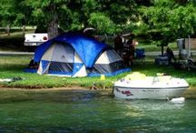 Camping / Here are pictures of campgrounds that Texas Outside has recently visited and reviewed