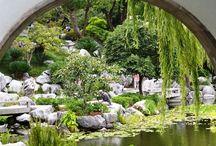 Японские садики