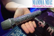 MAMMA MIA! Behind The Scenes / Going behind the scenes with MAMMA MIA! The Musical #BehindTheScenes #MammaMiaMusical