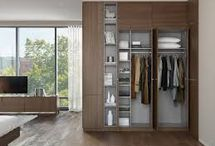 cupboards/ shelving