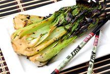 Asian recipes / by Martha Harney