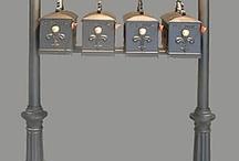 Multi Unit Mailboxes