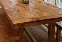 tables wood