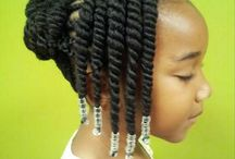 children braids