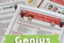 Teaching- Genius Hour