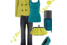 outfits  / by Tina Hayes