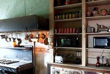 Vintage / Régi konyhák