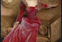 John Singer Sargent / Paintings by John Singer Sargent
