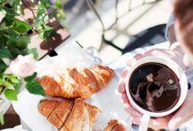 *Eating* завтрак