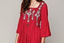 boho style over 50 / by Kathy Rusynyk