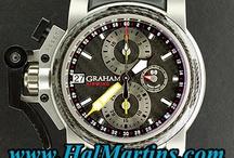 Graham Watches / Graham Watches