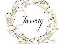 Hibernate - January Pleasures / Hibernate in Style / by Linda