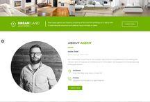 Real Estate Agency WordPress themes