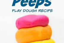 Playdough and crafts / by ~Emily Ream~