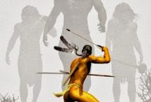 Ancient giants / by Tony Hernandez
