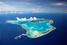 Verden - Cookøerne