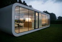 Micro - Shelter - Prefabric House