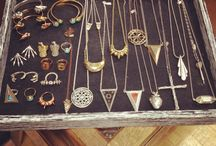 Jewelry Booth Setups