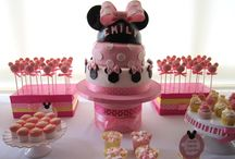 Party - Minnie Mouse