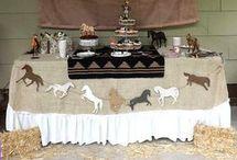 Horse birthday parties