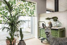 Luk naturen ind! / I foråret 2016 lancerer Luxaflex® den spritnye Scandinavian Design Collection, der byder på fine kunstværker til hjemmets vinduer.