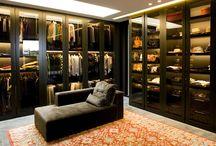 dressing room, garderoba,