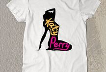 Katy Parry t-Shirt