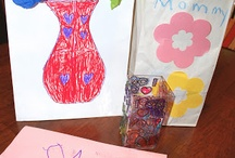 Mother's Day Crafts / by Jocelyn @ Hip Mama's Place