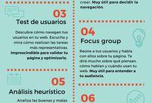 UX - Experiencia de usuario / Compartir infografias interesantes sobre experiencia de usuario