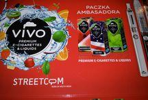 Kampania Streetcom / #ambasadorkastreetcom ♡Moja kampania i lepsza alternatywa od marki#VIVO#epapierosyjutra #epapieros ##streetcom_polska #streetcom ##smoke#ecigarette #apple #strawberry #watermelon #menthol #mint#STREETCOM_POLSKA
