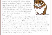 4th Grade Comprehension / by Teresa Merckle