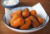 Aardappel kroket