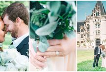 Biltmore Estate, Asheville North Carolina Venue / Engagement Session at Biltmore Estate