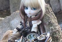 Isul / Photos of Isul dolls (Pullip's doll little brother).