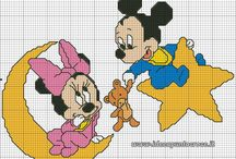 Disney minne og mikke