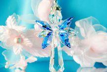 Swarovski Crystal Necklaces / Swarovski Crystal Necklaces from www.crystalbluedesigns.etsy.com