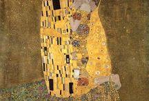 Favorite painters / Gustav Klimt